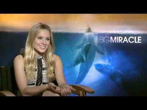 Big Miracle - Kristen Bell Interview