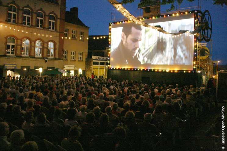 Weilmünster Kino open air kino im dock4 kassel